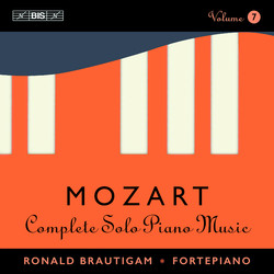 Mozart - Complete Solo Piano Music, Vol.7