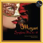 Mozart: Symphonies Nos. 15-18