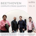 Beethoven: Complete String Quartets, Vol. III
