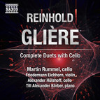 Glire: Complete Duets with Cello