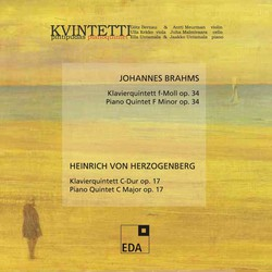 Brahms: Piano Quintet - Herzogenberg: Piano Quintet