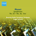 Mozart, W.A.: Symphonies Nos. 33 and 36,
