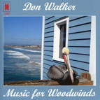 Walker: Music for Woodwinds