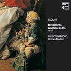 Leclair: Trio Sonatas