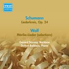 Schumann, R.: Liederkreis / Wolf, H.: Morike Lieder (Excerpts) (Souzay) (1956)