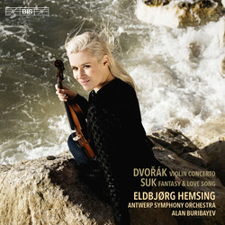 Eldbjørg Hemsing plays Dvorak and Suk