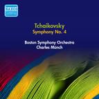 Tchaikovsky, P.: Symphony No. 4 (Boston Symphony, Munch) (1955)
