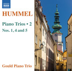 Hummel: Piano Trios, Vol. 2