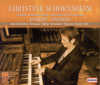 Keyboard Recital: Schornsheim, Christine - Bach, C.P.E. / Bach, W.F. / Bach, J.C. / Kirnberger, J.P. / Muthel, J.G. / Nichelmann, C.