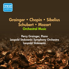 Orchestral Music - Grainger, P. / Chopin, F. / Sibelius, J. / Schubert, F. / Mozart, W.A. (Stokowski) (1949-1950)