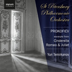 Prokofiev: Orchestral Suites from Cinderella and Romeo & Juliet