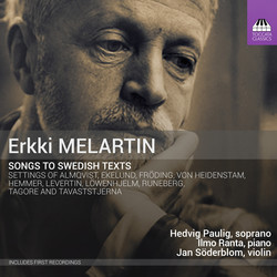 Erkki: Songs to Swedish Texts
