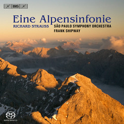 Strauss - Eine Alpensinfonie