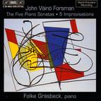 Forsman - Piano Sonatas