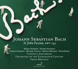 Bach: St John Passion, BWV 245