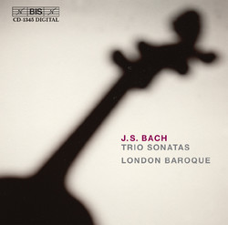 J.S. Bach - Trio Sonatas