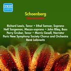 Schoenberg, A.: Gurre-Lieder (Lewis, Semser, Tangeman, Paris New Symphony Society, Leibowitz) (1953)