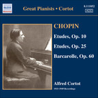 Chopin: Etudes (Complete) (Cortot, 78 Rpm Recordings, Vol. 3) (1933-1949)