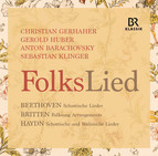 Beethoven, Britten & Haydn: FolksLied (Live)