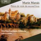Marais - Pièces de viole du second livre