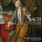 J.S. Bach: Cello Suites & Viola da Gamba Sonatas
