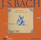 J.S. Bach: Suites for Cello Solo BWV 1007-1012 / Götz Teutsch