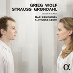 Grieg, Wolf, R. Strauss & Backer Grøndahl: Lieder & Songs