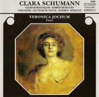 Schumann, C.: Soirees Musicales / Valses Romantiques / Souvenir De Vienne / Scherzo, Op. 10 / Variations On A Theme by Robert Schumann