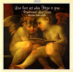 Renaissance Love Songs