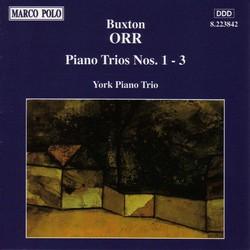 Orr: Piano Trios Nos. 1-3