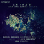 Lars Karlsson – Seven Songs and Clarinet Concerto