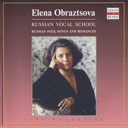 Russian Vocal School: Elena Obraztsova