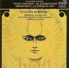 Scriabin, A.: Piano Concerto, Op. 20 / Prometheus