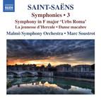 Saint-Saëns: Symphonies, Vol. 3