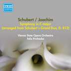 Joachim, J.: Schubert - Symphony in C Major  (Vienna State Opera, Prohaska) (1951)