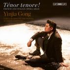 Yinjia Gong – Ténor tenore!