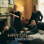 Haydn - 'Sun' Quartets, Op. 20 Nos. 4-6 (Vol. 2)