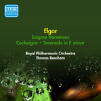 Elgar, E.: Enigma Variations / Cockaigne / Serenade in E Minor (Royal Philharmonic, Beecham) (1954)