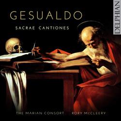 Gesualdo: Sacrae Cantiones