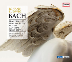 Bach: Funeral music - 11 Motets (excerpts) - Missa brevis