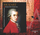 Mozart: Five Divertimenti K. 439b For two Guitars