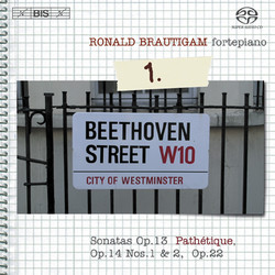 Beethoven - Complete works for solo piano, Vol.1