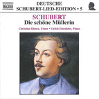 Schubert: Lied Edition  5 - Die Schone Mullerin