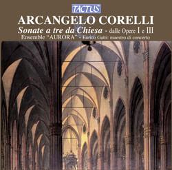 Corelli: Opere I e III