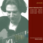Bach: Toccatas (Arr. for Guitar)