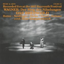Wagner: Das Rheingold (1957)