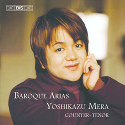Baroque Arias for counter-tenor - Vol.1