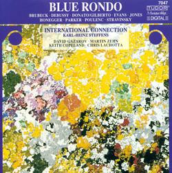 Honegger, A.: Clarinet Sonatina / Stravinsky, I.: 3 Pieces for Solo Clarinet / Poulenc, F.: Clarinet Sonata
