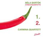 Bartók: String Quartets 1 & 2