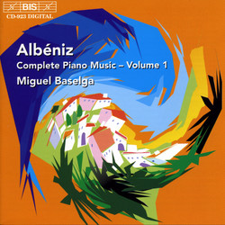 Albéniz - Piano Music, Vol. 1